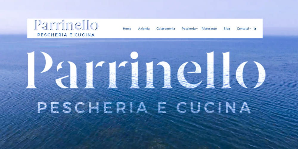 clickoso-portfolio-sito-web-parrinello-pescheria-e-cucina Soluzioni di marketing digitale